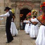 Fiesta tradicional Cangas