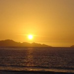 Playa de Samil 7 Atardecer