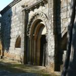 Porta da Igrexa de Santa María