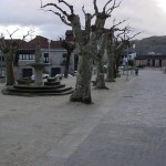 Praza Eladio Rodríguez San Clodio