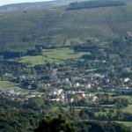 Vista de Baralla