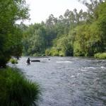a baña pesca rio