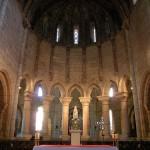 altar mayor de al iglesia