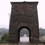entrada a Portomarin
