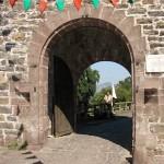 entrada en saint pied de port