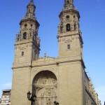 fachada de la catedral de santa maria de la redonda