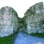 fortaleza medieval, monforte