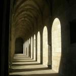 galeria del claustro de los pinaculos