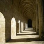 galeria del claustro de lso medallones