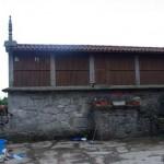 horreo. Bandomil. Casa Cadahía. San Mariño do Couto