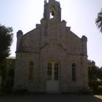 iglesia de las concha en A Toxa