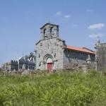 iglesia romanica de lamas