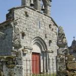 iglesia romanica de lamas2