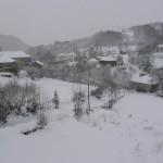 pedrafita cebreiro nevado