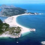 Islas Cíes: playa de Rodas