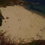 playa dos Xuncos, Foz