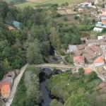 ponte medieval de Furelos