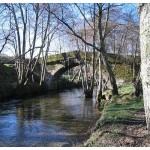 ponte sobreira rio barbantiño