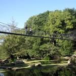 puente colgante outeiro de rei 1