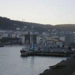 puerto burela Berbés