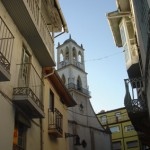 rua e iglesia de san mauro