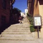 sarria_Escalinata