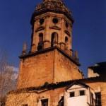 torre de la iglesia de santiago