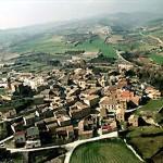 vista aerea de torres del rio